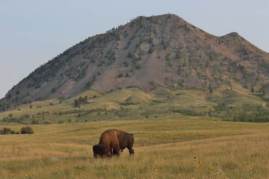 Bear Butte has been a sacred site for many Indian tribes for more than 4,000 years (Bob Sessions photo).